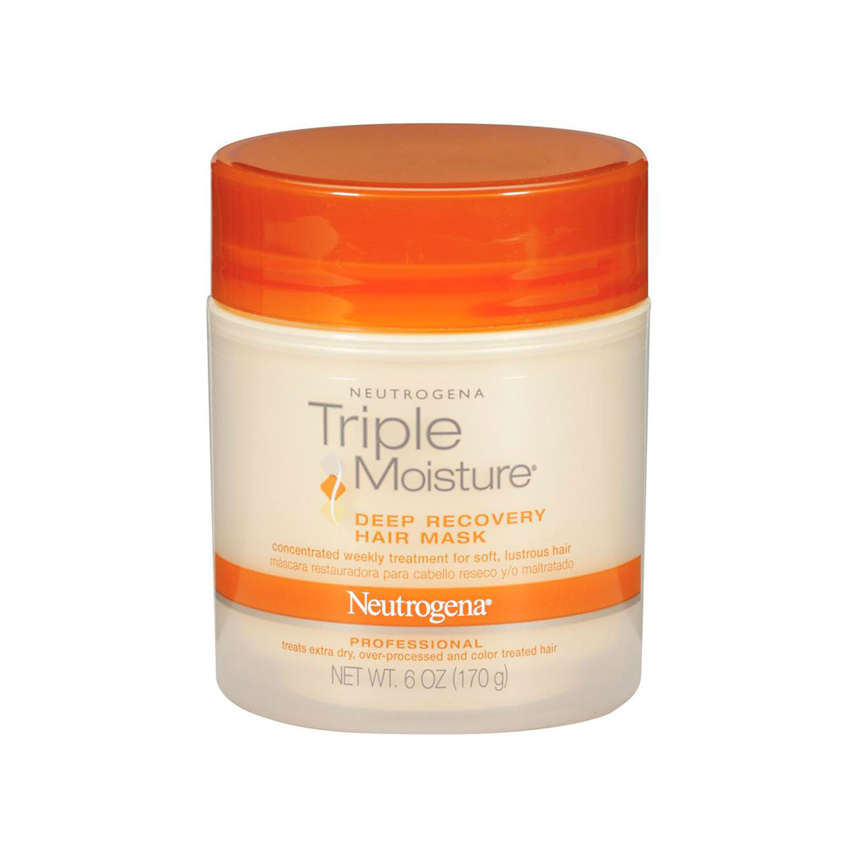 how to use neutrogena triple moisture hair mask