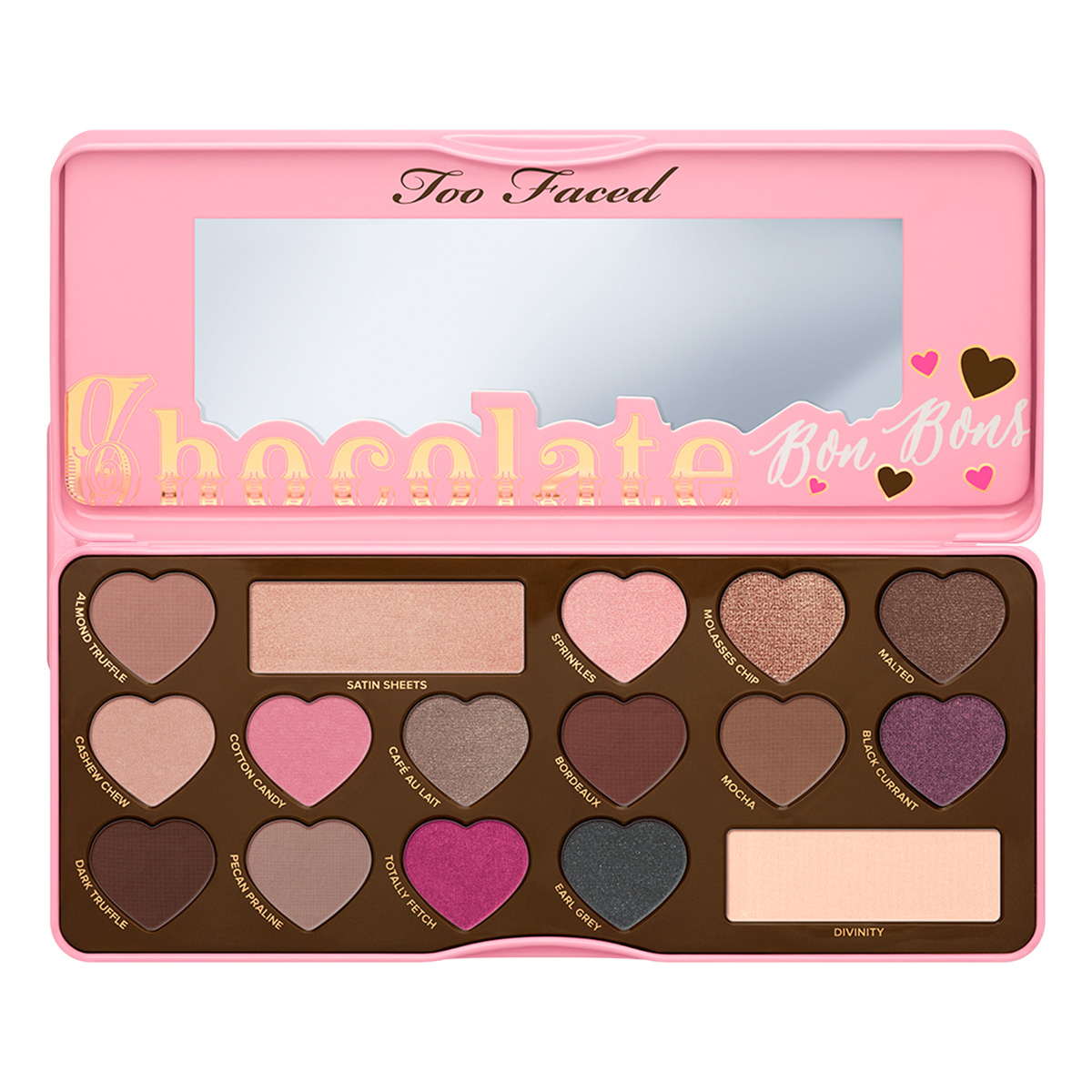 Too Faced Chocolate Bon Bons Paleta De Sombras Paragon Cosmetics